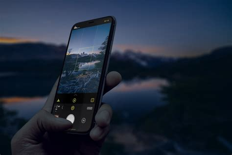 on iphone x halide gets feature packed update with edge to edge design on iphone x