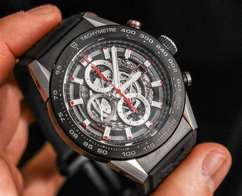 Tag Heuer Skeleton Leather Rbgn 03 tag heuer calibre heuer 01 on