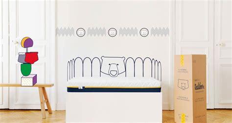materasso per bambini tediber lancia tedi il materasso per bambini sino a 7
