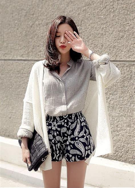 11 korean fashion trends to steal cute