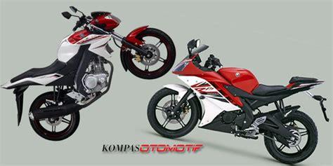Lu Sorot Motor Touring yamaha r15 untuk show off v ixion buat harian kompas