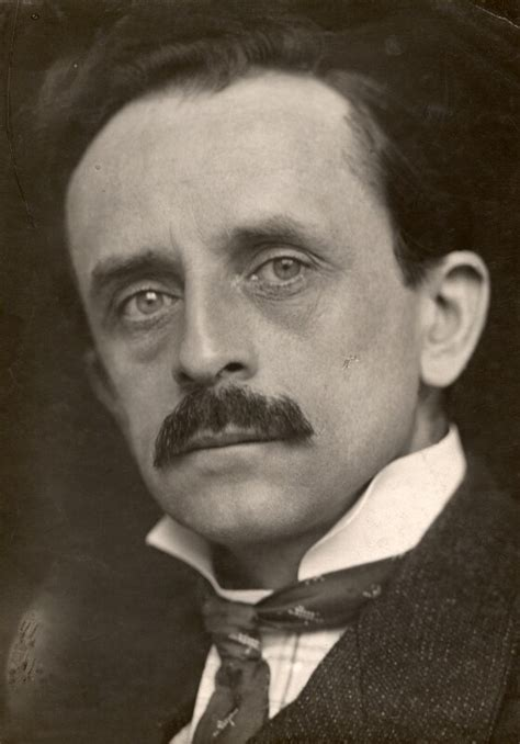 J M Barrie | npg x228 j m barrie large image national portrait