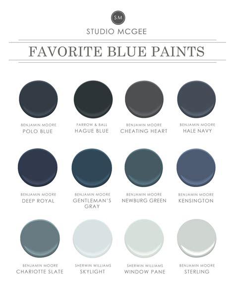 our favorite navy paint colors ask studio mcgee our favorite blue paint hale navy