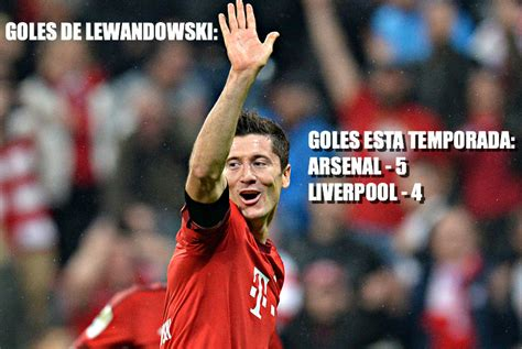 Lewandowski Memes - los memes tras la jornada de gloria de robert lewandowski