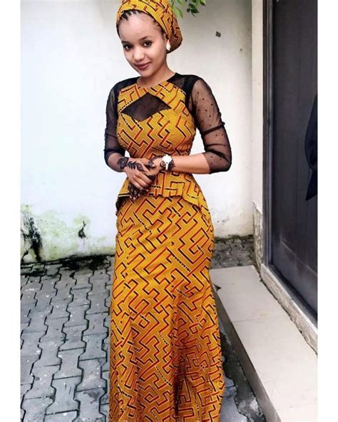 Viby Dress wearing ankara if yes try some of the ankara styles we lined up for you today