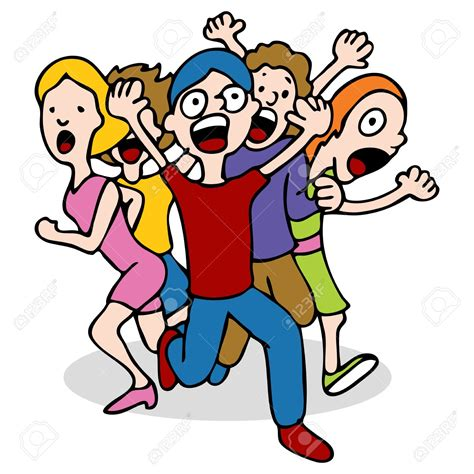 clipart yelling yelling people clipart clip art of people clipart 6870