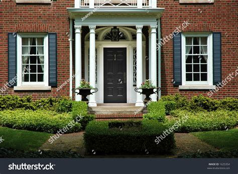 shutter colors for red brick house front door decor green front door brick house pilotproject org