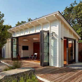 popular farmhouse garage  shed design ideas