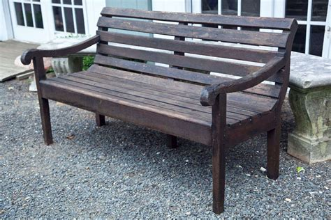 waiting room benches antique french doctor s waiting room bench at 1stdibs