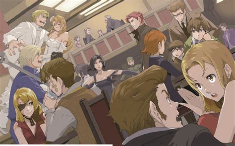 Baccano Bd top 30 anime series of all time oh media