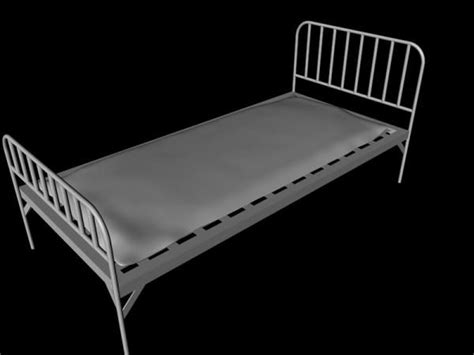 prison bed prison bed 3d model sharecg prison cell bedroom d pinterest