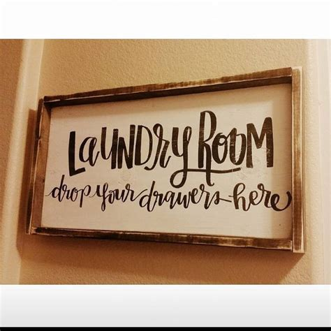 room signs 25 best ideas about laundry room signs on