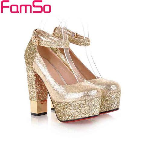 gold prom heels boot hto