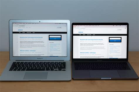 Macbook Air Oktober apple macbook pro 2016 vs macbook air 2012 kadder de