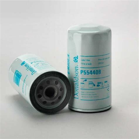 donaldson p series lube air coolant fuel and hydraulic donaldson lube filter spin on full flow p554408
