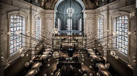 cucina da co militare il ristorante pi 249 bello mondo in una chiesa