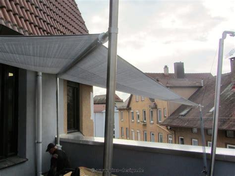 sonnenschutz dachterrasse sonnensegel dachterrasse exklusiver sonnenschutz pina