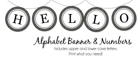 free printable alphabet banner template peonies and poppyseeds