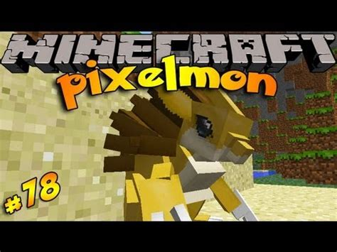 Pokemon Minecraft Mod Game Online | pixelmon minecraft pokemon mod episode 78 online