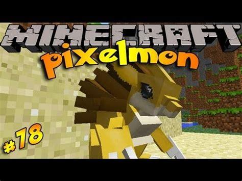 minecraft mod free game online pixelmon minecraft pokemon mod episode 78 online