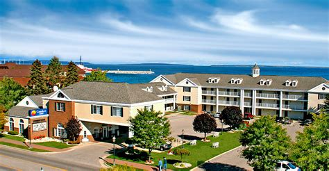 comfort inn lakeside mackinaw city mackinaw city hotels events comfort inn lakeside hotel