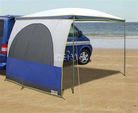 vw t5 cervan awnings reimo palm beach 2 6m swb sun canopy dome shaped awning