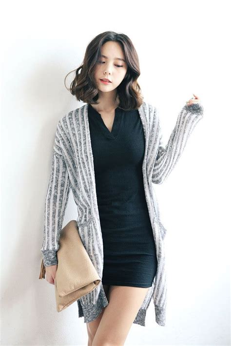 1095 Korean Set Cloth 269 best korean fashion cardigans images on korean fashion korean fashion styles