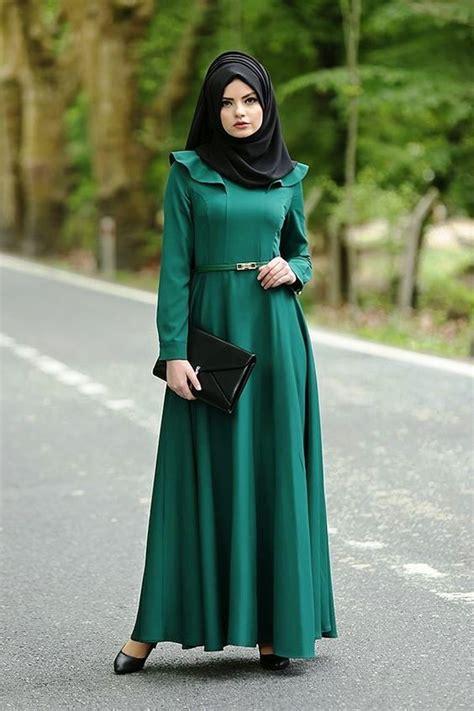 Model Baju Muslim Trendy 25 koleksi baju muslim trendy paling kekinian 2018