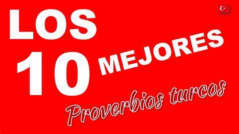 los 10 mejores proverbios 193 rabes los 10 mejores proverbios turcos youtube