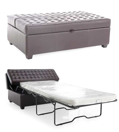 ottoman folding bed convertible sofa sofa ottoman bed bed in a box with bi fold lid make your