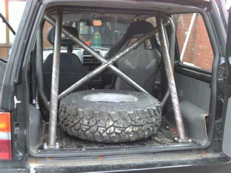 Suzuki Vitara Roll Cage Jimny Roll Cage 4 Points Home Made