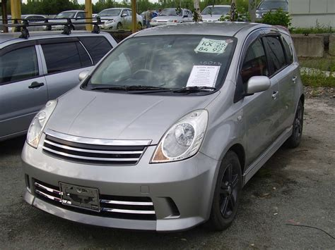 nissan note 2005 2005 nissan note pictures information and specs auto