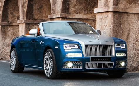 Official Mansory Rolls Royce Dawn