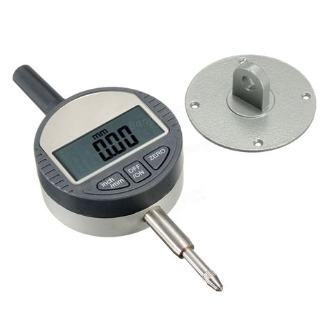 Indicator Toki Resolusi 0 01 Mm Range 0 10 Mm Versi Murah Mitut portable digital indicator 0 01mm 0 0005inch range 0 25 4mm 1inch sale banggood