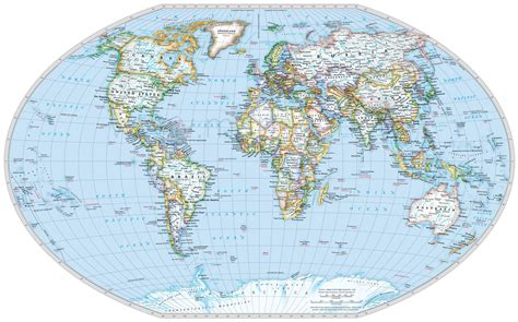 map of the earth world political map 1 mapsof net