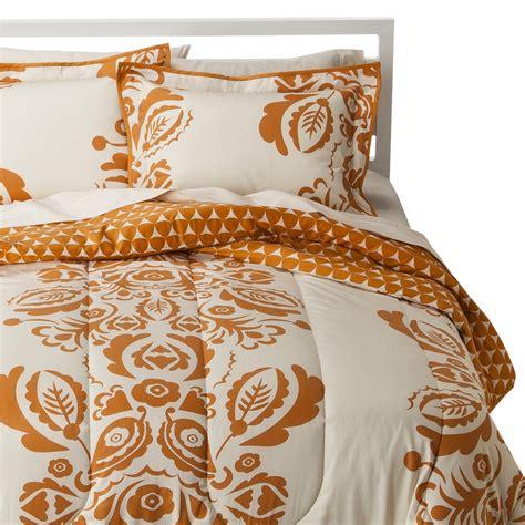 orange paisley comforter exploded paisley comforter set orange
