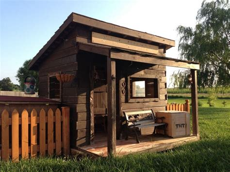 building a cubby house plans 16 diy playhouses your kids will love to play in the