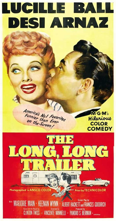 is the film lucy good 24 best the long long trailer images on pinterest