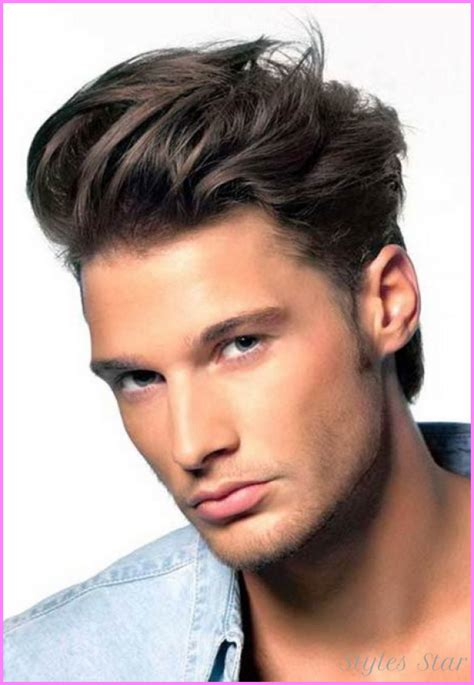 cool hairstyles for boys with long hair cool haircuts for guys with kinda long hair stylesstar com