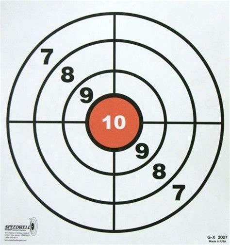 printable targets for shooting range 131 best target practice images on pinterest shooting
