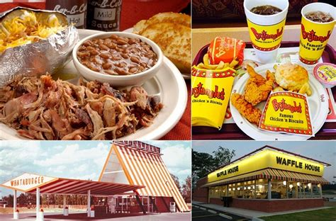 8 best fast food chains in the south wide open country