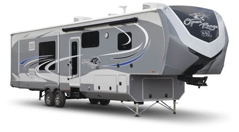 open range light rv open range rvs fifth wheels haulers lazydays rv