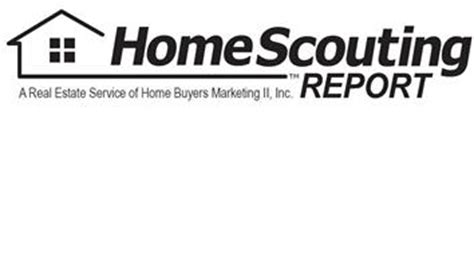 home scouting report a real estate service of home buyers