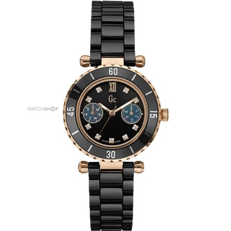 Gc Guess Collection For Chain gc diver chic ceramic x46105l2s