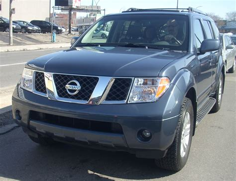 07 Nissan Pathfinder by File 2005 07 Nissan Pathfinder Jpg