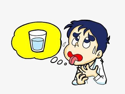 free sed thirsty clipart thirst character png image and