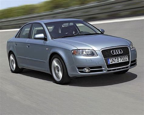 Audi A4 2005 by 2005 Audi A4 Review