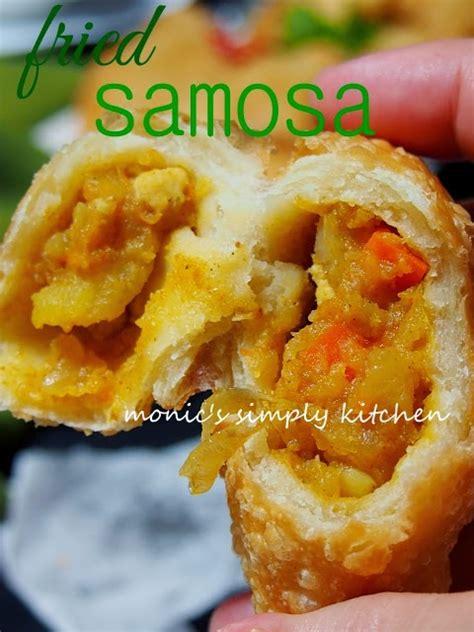 resep samosa goreng fried samosa monics kitchen