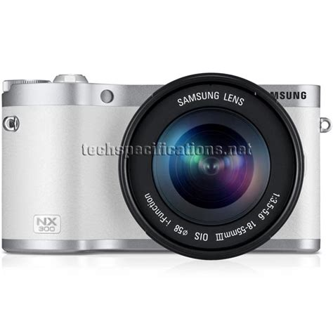 Mirroless Samsung Nx 300 technical specifications of samsung nx300 mirrorless