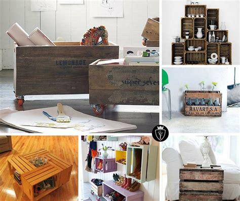 cassette di legno 24 idee creative per riutilizzare le cassette di legno